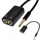 3.5mm Laptop and Tablet Splitter Adaptor